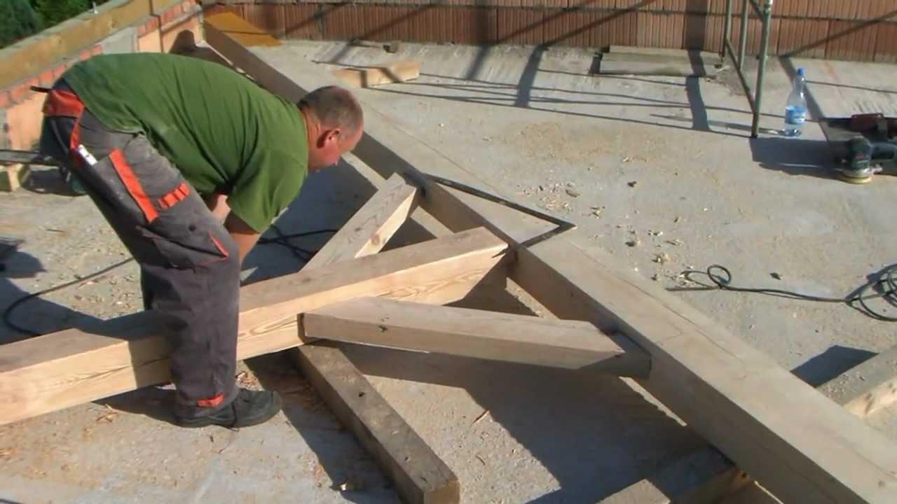 Jak Wykonać Więźbę Dachową Budowa Domu