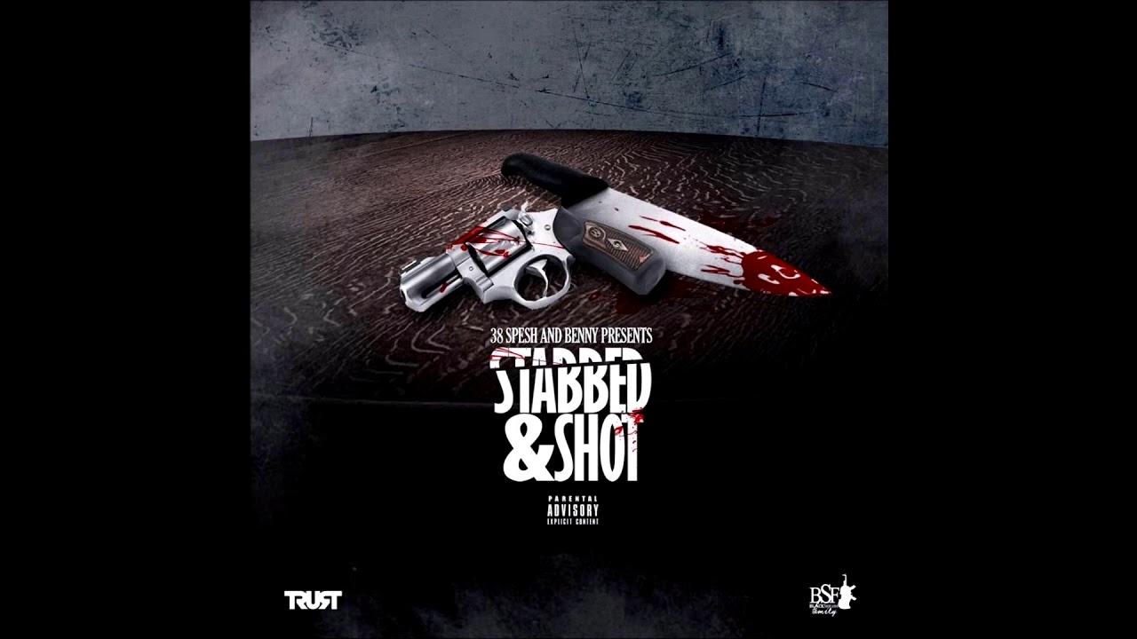 38 Spesh & B E N N Y  The Butcher – The Intro (Stabbed & Shot) Instrumental