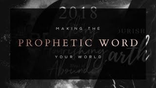 Sunday Service || Making the Prophetic Word Your World Pt. 1 || Dr. Jerry Savelle || Apr 22, 2018