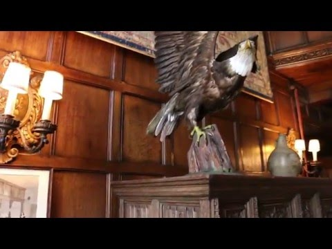 Stan Hywet Hall and Gardens, Inside, Akron, OH (Part 2)