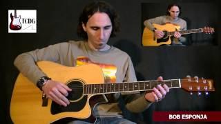 Spongebob Guitar Ending by Mario Freiria! TCDG
