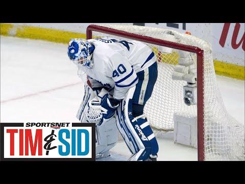 Mike Zigomanis Explains Maple Leafs Trading Garrett Sparks, Mitch Marner Contract Talks | Tim & Sid