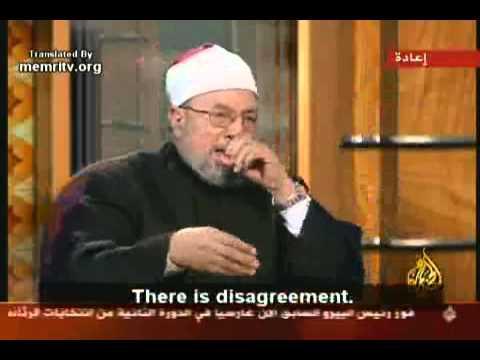 Sheikh Yusuf al-Qaradhawi on Homosexuals (June 5, 2006)