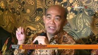 Mendikbud: Sistem Full Day School Tak Bebani Siswa