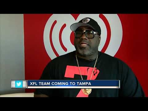 XFL returns in 2020 with team in Tampa as part of football league's relaunch