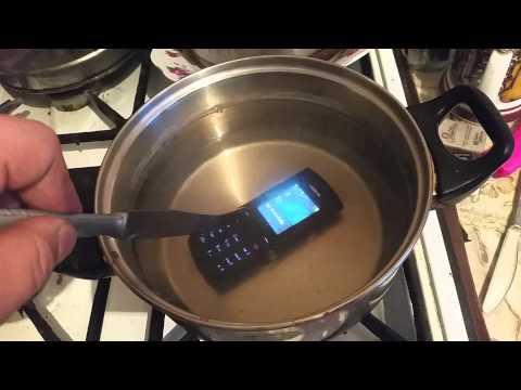nokia x1 waterproof test