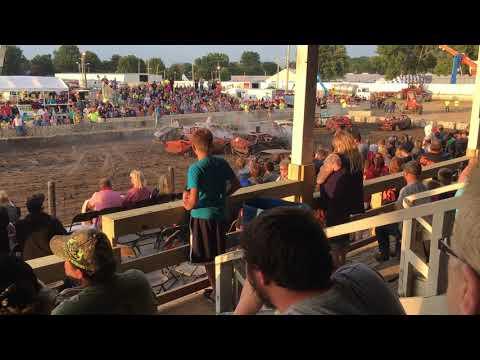 2017 Bureau County Fair Compact Wire Class