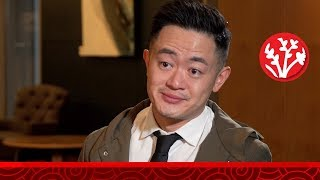 Unedited interview with Benjamin Law (Waltzing the Dragon & The Family Law).