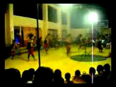 dance combination in san fernando baras_