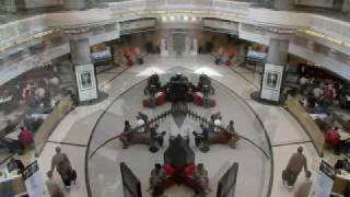 Steve Tanner - Atrium Exhibit - Hartsfield-Jackson Atlanta International Airport