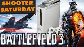 Battlefield 3 On The Xbox 360 In 2018 - Shooter Saturday #57