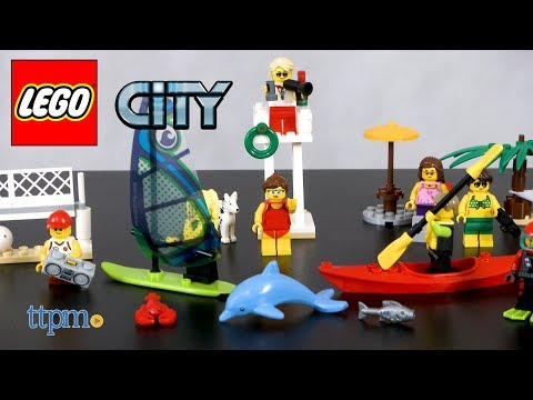 LEGO® City 60155 Dschungel Figur mit Flex