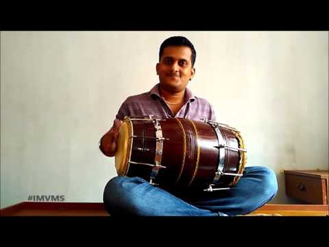 Game Of Thrones - DHOLAK cover by Vedavyas Shenoy