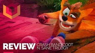 Crash Bandicoot N. Sane Trilogy - Review - TecMundo Games