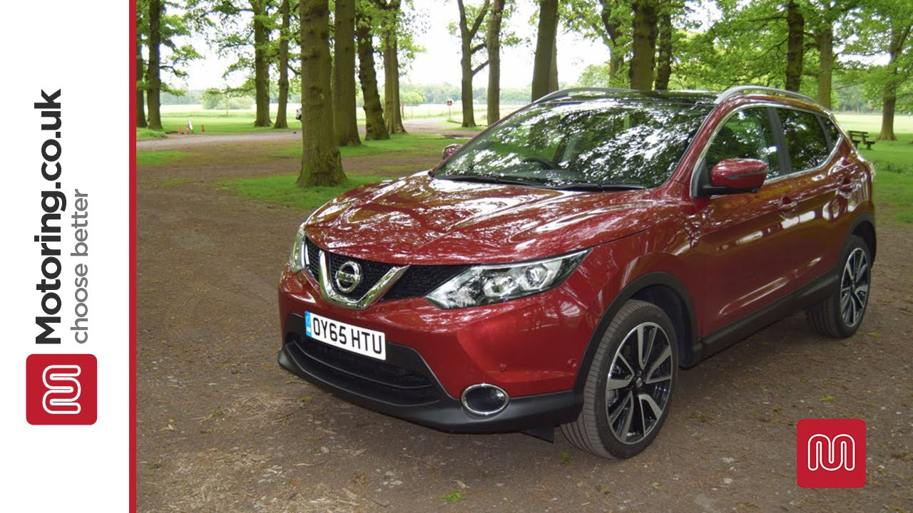Nissan Qashqai - 8 Things You Should Know - YouTube
