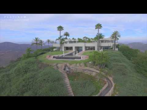 Platinum Luxury Auctions: Paint Mountain Mansion - Escondido, California