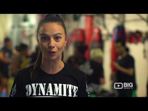 Dynamite Muay Thai A Gym In Melbourne Offering Muay Thai And Kickboxing