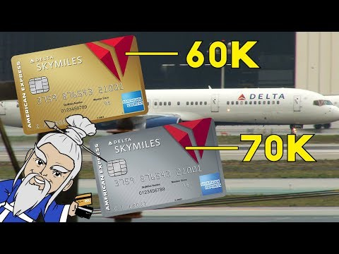 2 Great Credit Card Sign Up Bonuses Ending Soon (Delta Skymiles Amex)