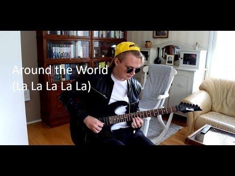 ATC - Around the World (La La La La La) Guitar Cover indir