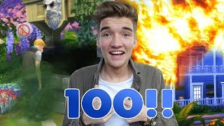 AFLEVERING 100! 1 UUR SPECIAL!!