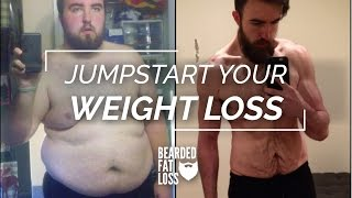 3 TIPS TO JUMPSTART WEIGHT LOSS (145LBS LOST)