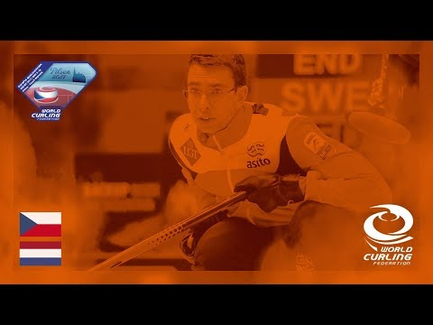 Czech Republic v Netherlands - Men - Olympic Qualification Event 2017