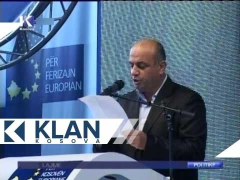 Thaçi: Ferizaji me universitet  KLANKOSOVAtv