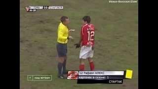 томь (Томск) - СПАРТАК 2:2, Чемпионат России-2010