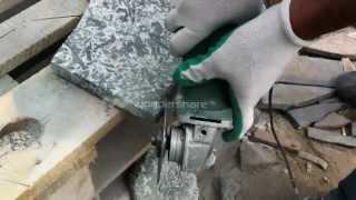 видео Отделка фасада мрамором и гранитом: особенности технологии