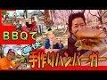 アウトドア で 手作りハンバーガー !【乃万家 の BBQ】 フルVer バーベキュー講座