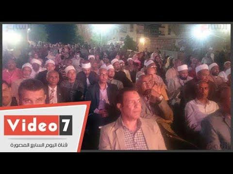 محافظ أسوان: عام حكم الإخوان قضى على الأخضر واليابس