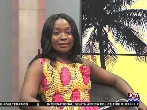 Judicial corruption - Am Talk on Joy News (21-4-16)