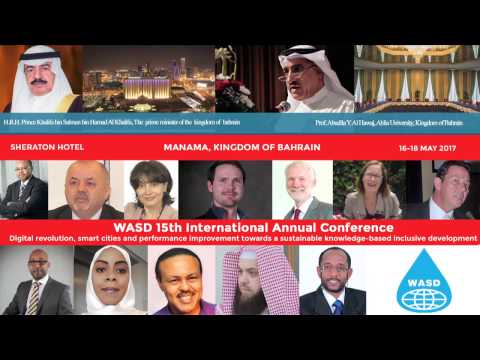 WASD 15th CONFERENCE BAHRAIN