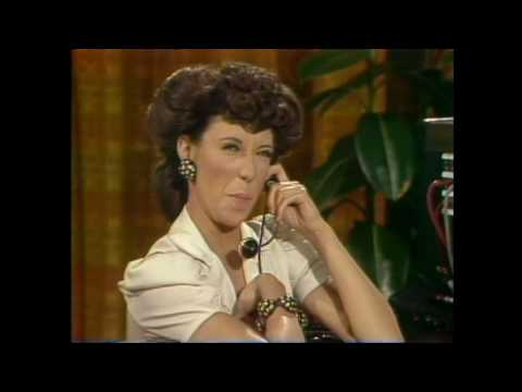 Rowan and Martin's Laugh-In: Lily Tomlin Phone Operator