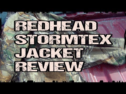 Field Tested Gear Review: Redhead Stormtex Jacket