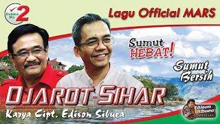 Lagu Mars Official DJAROT SIHAR - Cipt. Edison Sibuea