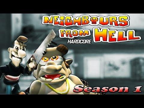 Neighbours From Hell HARDCORE - Season 1 [100% walkthrough] thumbnail