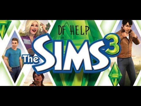 DfHelp ||| Как открыть программу запуска(обновлений) в The Sims 3 ||| The Sims 3
