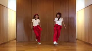 引退まであと1日! 姉妹で踊ってみました.