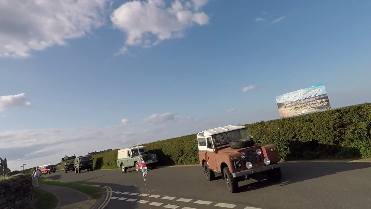 Land Rover Series 2 Club Coast-2-coast 2017