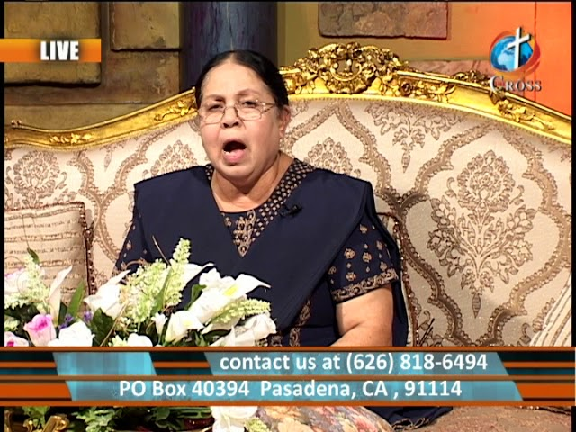 The Light of the Nations  Rev. Dr. Shalini Pallil Indian 08-14-2018