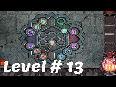 Room Escape 50 Rooms 8 Level # 13 Android/iOS Gameplay/Walkthrough
