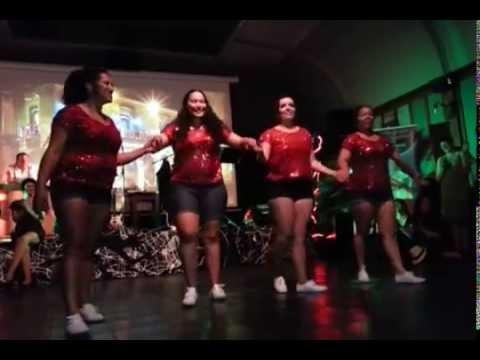 Cuban performance at 2014 Mo'jito Party Gisborne, NZ