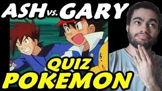 ASH ou GARY? - NOOB QUIZ