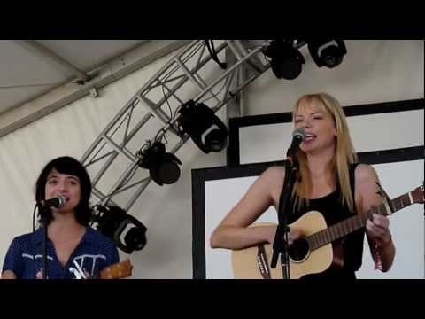 Garfunkle And Oates *The Loophole* [FYF Fest 2012]