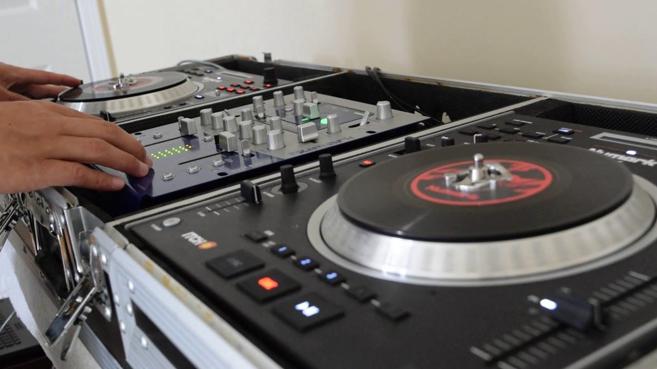 Dj Turntables And Mixer For Sale : dj gear numark v7 39 s and dxm06 mixer for sale demo youtube ~ Hamham.info Haus und Dekorationen