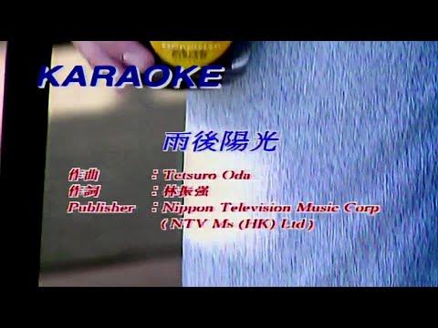雨後陽光許志安 (原唱) KARAOKE