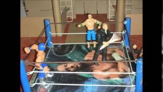 Los Coronas- Jinetes Radioactivos- Blue Demon Jr. vs John Cena