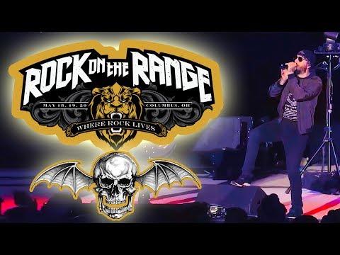 AVENGED SEVENFOLD - ROCK ON THE RANGE 2018 !! FULL HD !! FULL CONCERT !!(Full Better Audio)
