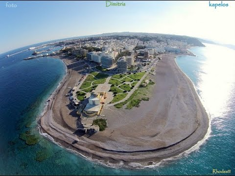 RHODES ISLAND - pictures and videos. from specific points on the island.